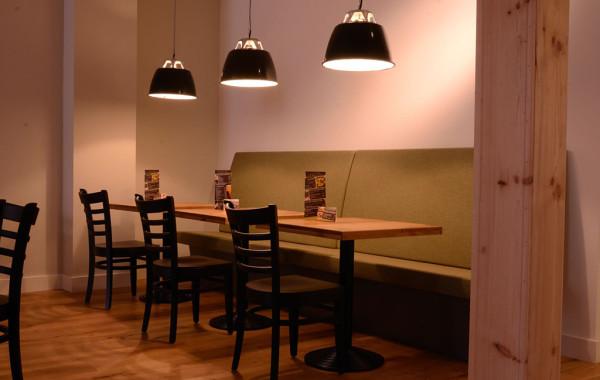 Lunchroom Logica | Leiden