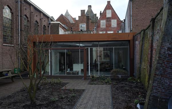 Steenschuur | Leiden
